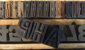 Wood type from MOTAT